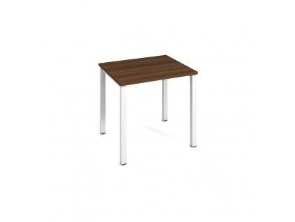 Uni - Stůl pracovní rovný 80 cm