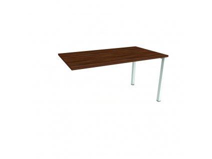 Uni - Stůl jednací rovný délky 140 cm k řetězení