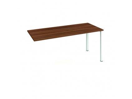 Uni - Stůl jednací rovný délky 160 cm k řetězení