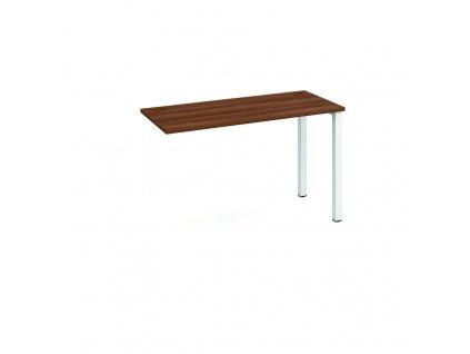 Uni - Stůl pracovní délky 120 cm (hl 60 cm) k řetězení