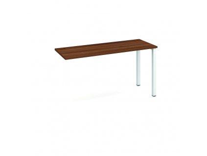 Uni - Stůl pracovní délky 140 cm (hl 60 cm) k řetězení