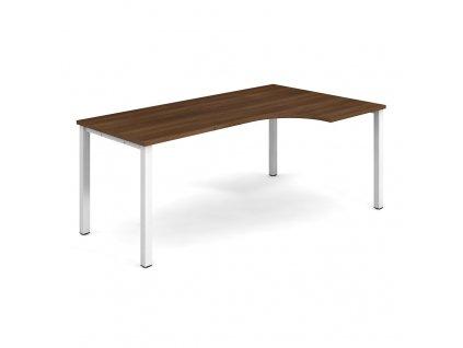 Uni - Stůl ergo 180x120 cm, levý
