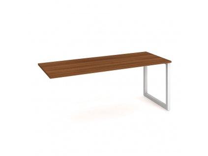 Uni O - Stůl jednací rovný délky 180 cm k řetězení