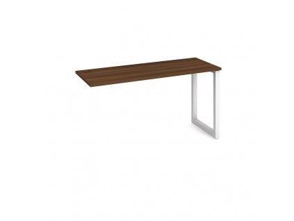 Uni O - Stůl pracovní délky 140 cm (hl 60 cm) k řetězení