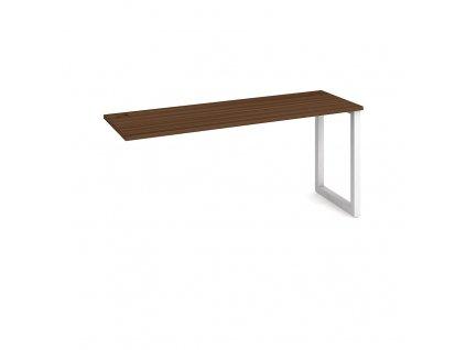 Uni O - Stůl pracovní délky 160 cm (hl 60 cm) k řetězení
