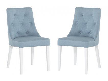 Jídelní čalouněná židle MEDE (2ks) Cayenne výběr barev