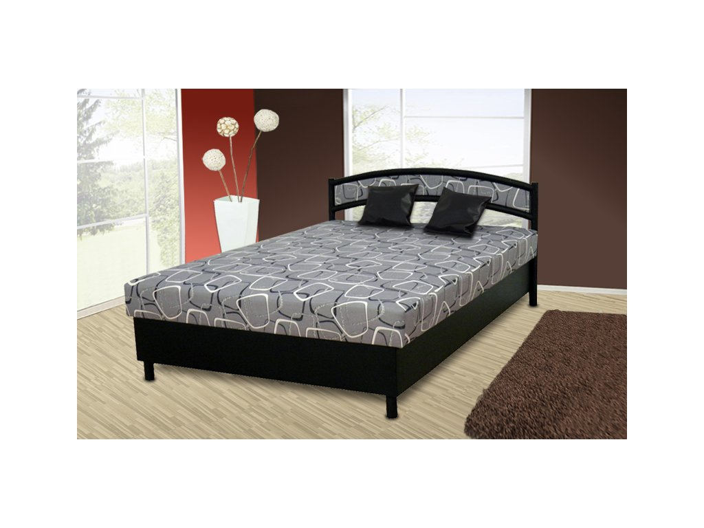 postel s úložným prostorem Xenie 140x200cm