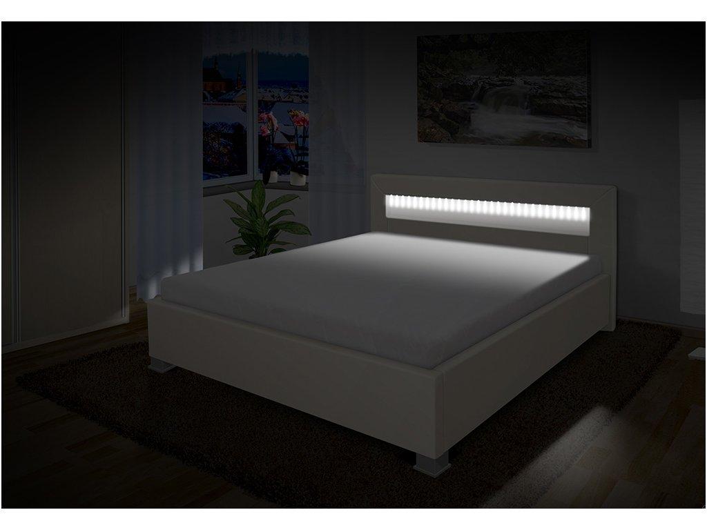Luxusní postel Mia 180x200 cm