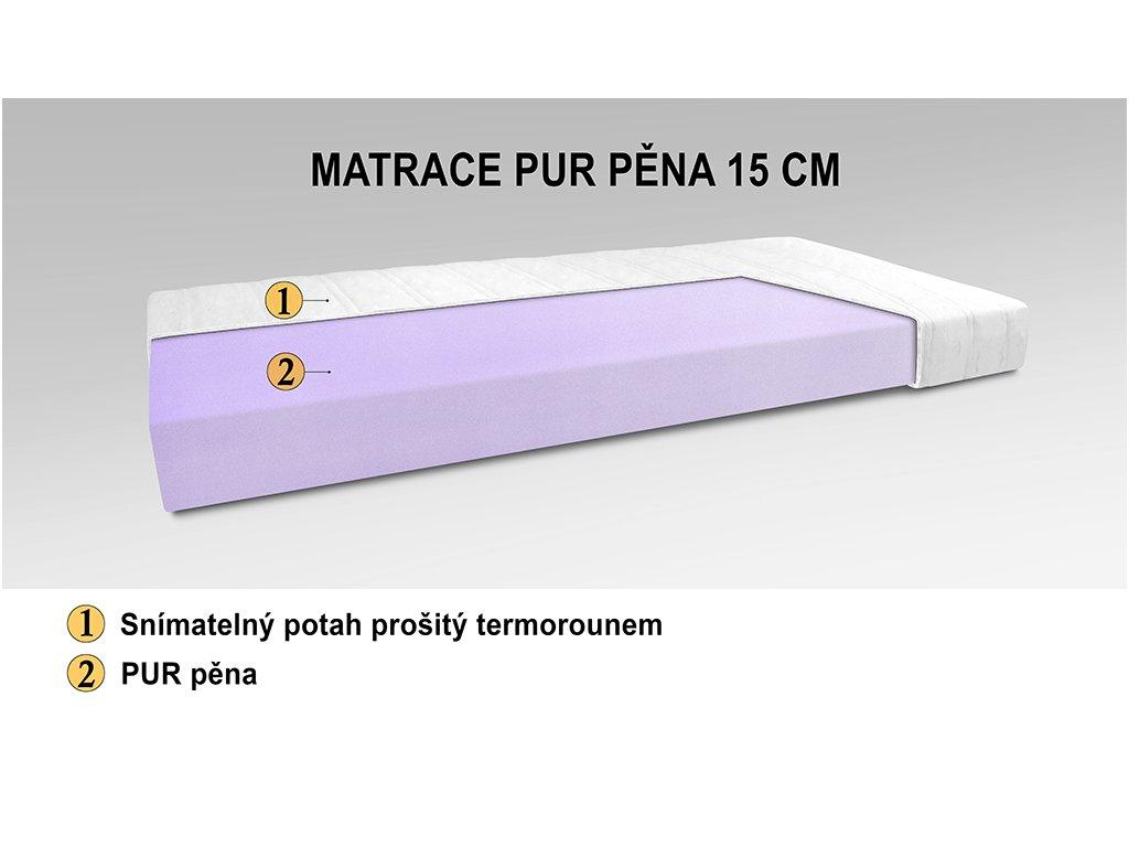 MATRACE 1 PUR