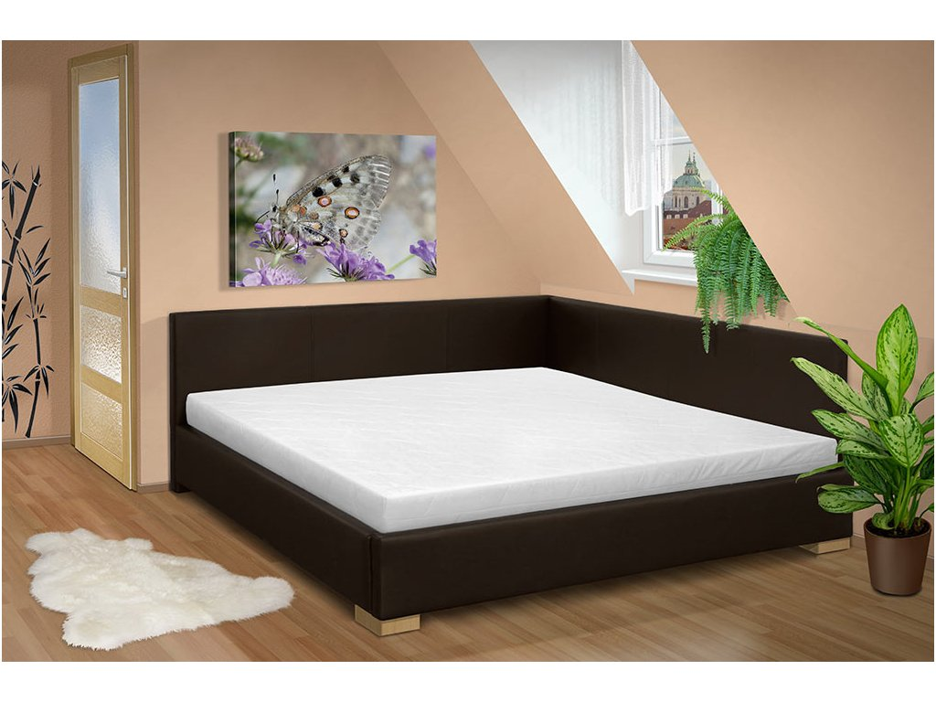 man elsk postel s ely martina 180x200 cm obraz zdarma nabytekmorava. Black Bedroom Furniture Sets. Home Design Ideas