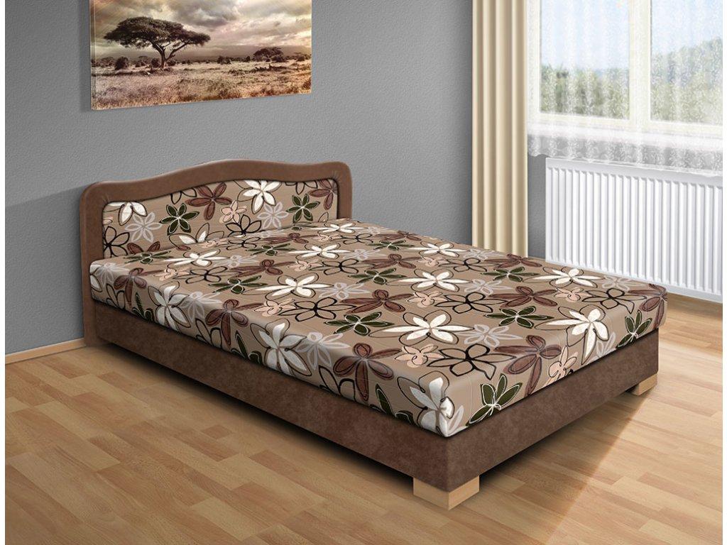2aabd37a6d68 Levná postel s úložným prostorem Apollo 200x120 cm