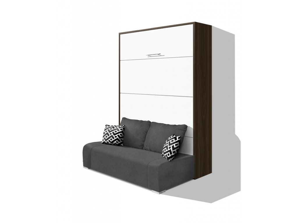 Sklápěcí postel s pohovkou VS 21058, 200x120 cm