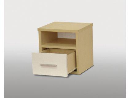 Noční stolek do ložnice Beta 20