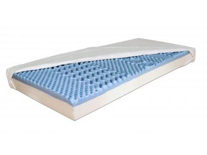 Matrace masážní 200x180 cm