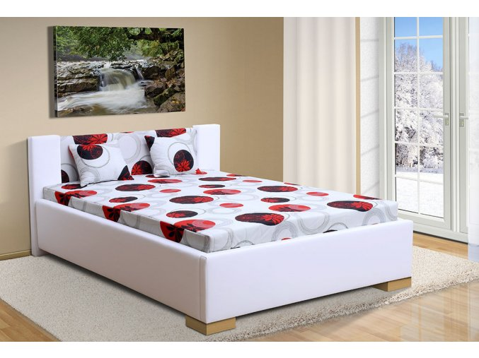 postel marco bílá p