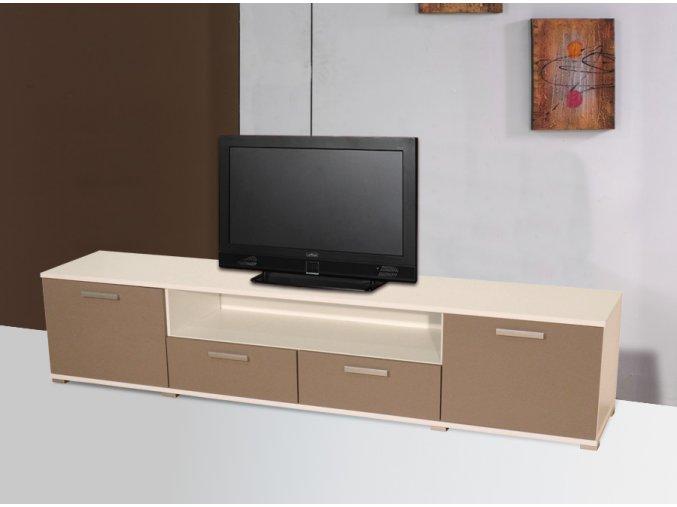 Moderní televizní stolek TV11