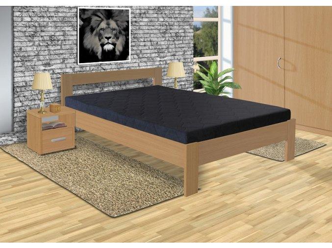 postel Sandra 200x180cm  + obraz zdarma