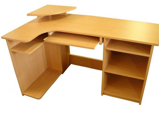 Psací stůl rohový H-53