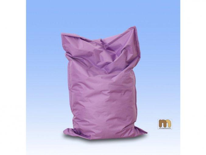 sedací vak fialový