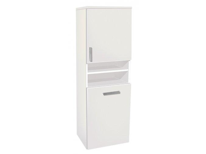 Závěsná koupelnová skříňka  Kristýna 11