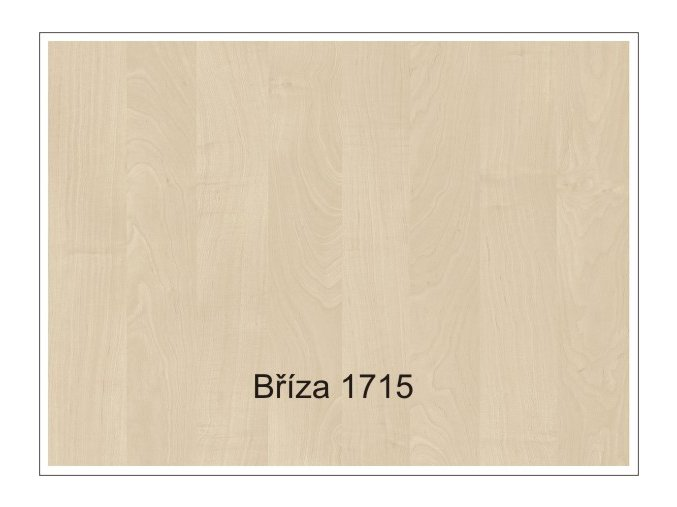 Provedení Bříza 1715