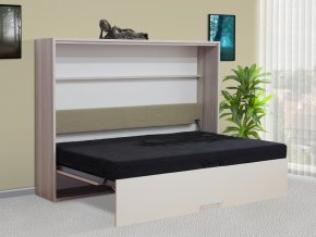 Výklopná postel VS1056P, 200x140cm + OBRAZ ZDARMA