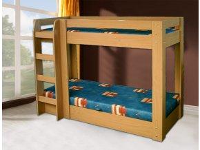 P1 Patrová postel  + Obraz zdarma