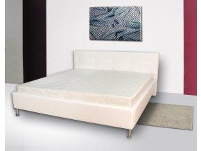 Luxusní postel Pusch 160x200cm + OBRAZ ZDARMA
