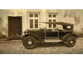 Moderní obraz auto