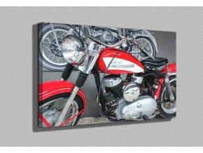 Moderní obraz motorka