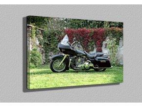 Obraz na stěnu motorka