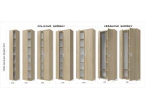 Výklopná postel 200x120 cm VS 3054 P bříza