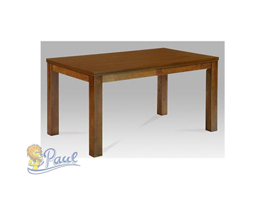 Jídelní stůl WDT-181 WT/WAL2 AKCE