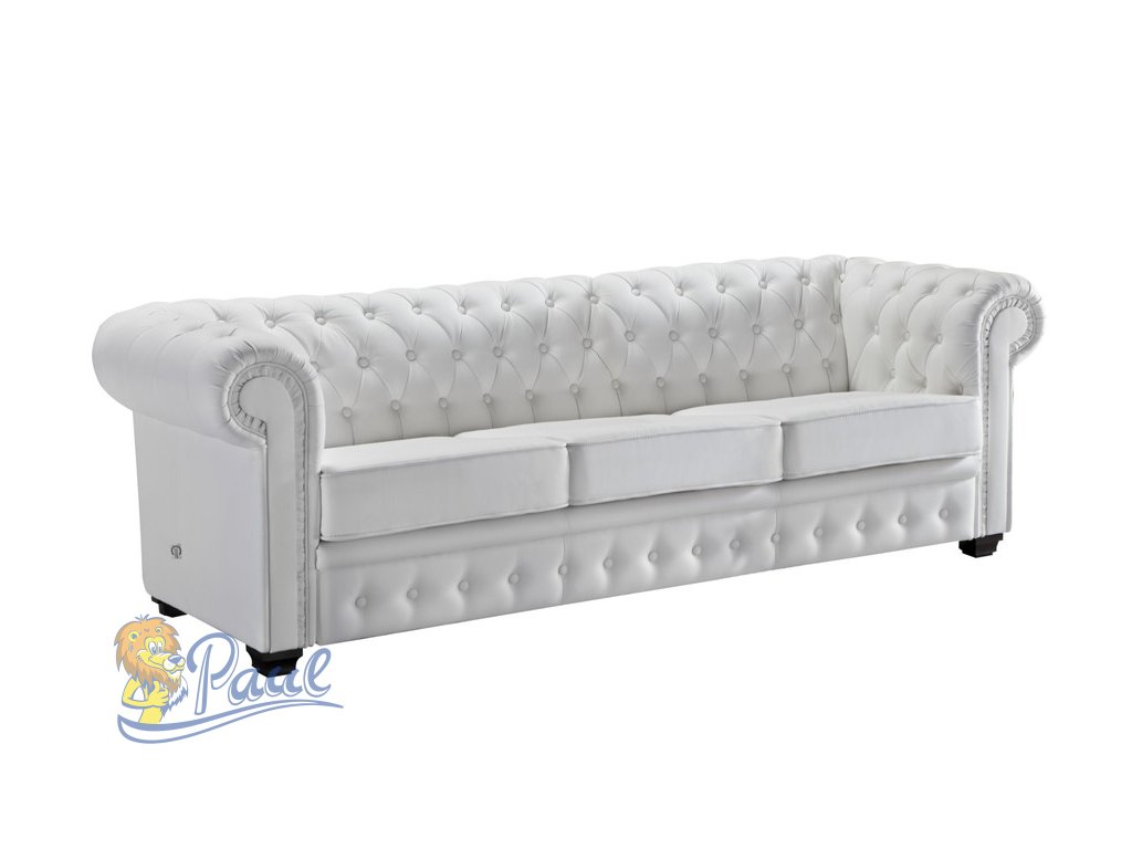 Chesterfield pohovka 3