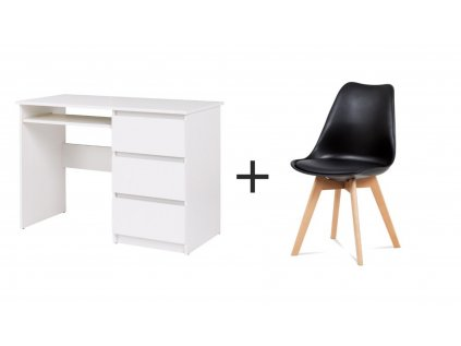 Psací stůl Cosmo C9 + Židle CT-752