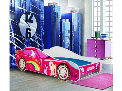 A7 Auto Różowe