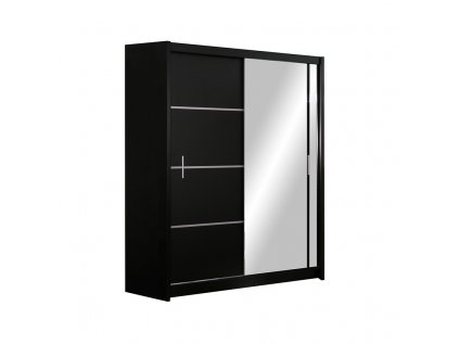 Vista 150 černá