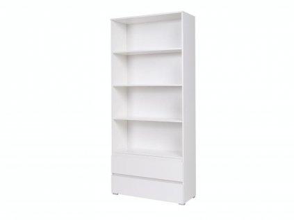 Cosmo knihovna bílá