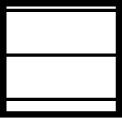 Stolar Ložnice Dubaj Barva: Bílá + černé sklo, Varianty: 2x Noční stolek