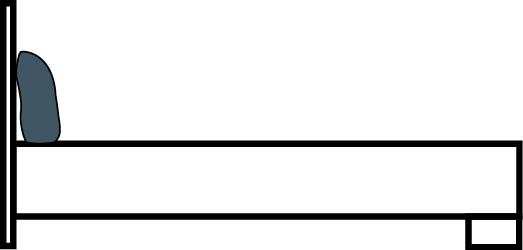Stolar Ložnice Dubaj Barva: Bílá + černé sklo, Varianty: Postel