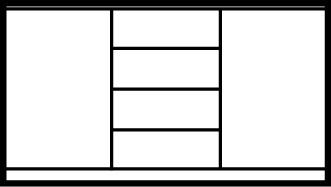 Stolar Ložnice Dubaj Barva: Bílá + černé sklo, Varianty: Komoda