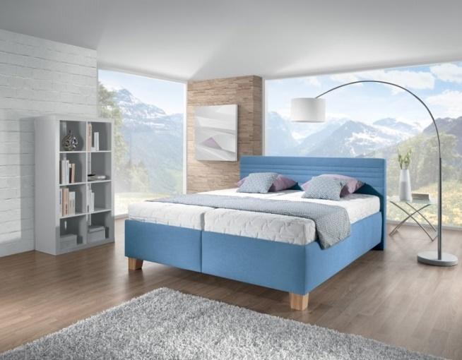 postele klasické