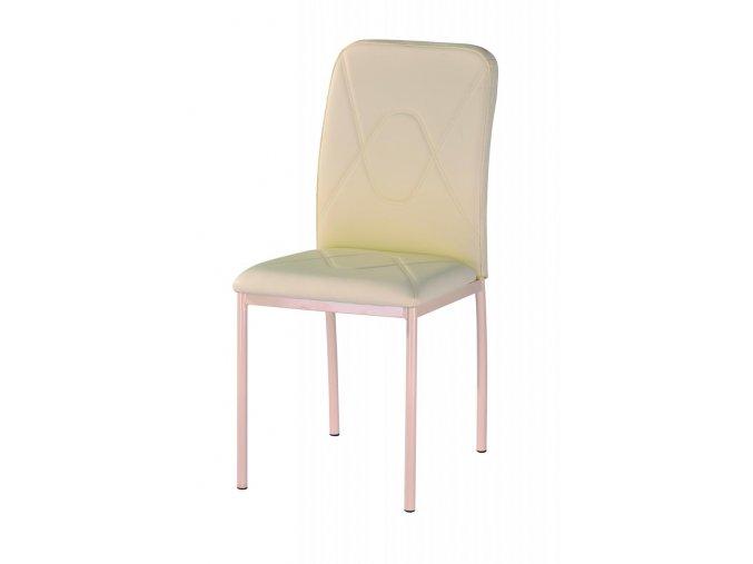 Jídelní židle F-623 béžová