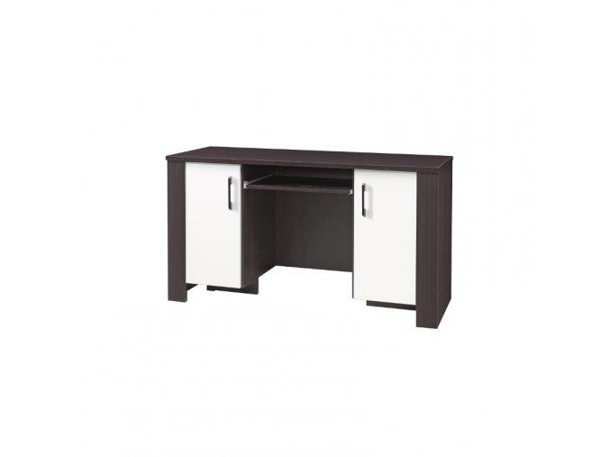 Psací stůl Cezanne R17B milano/crem