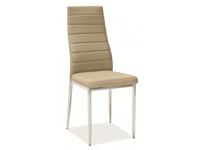 Jídelní židle H-261 latte