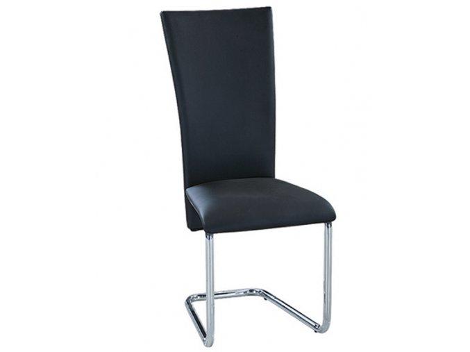 Jídelní židle F-245 černá