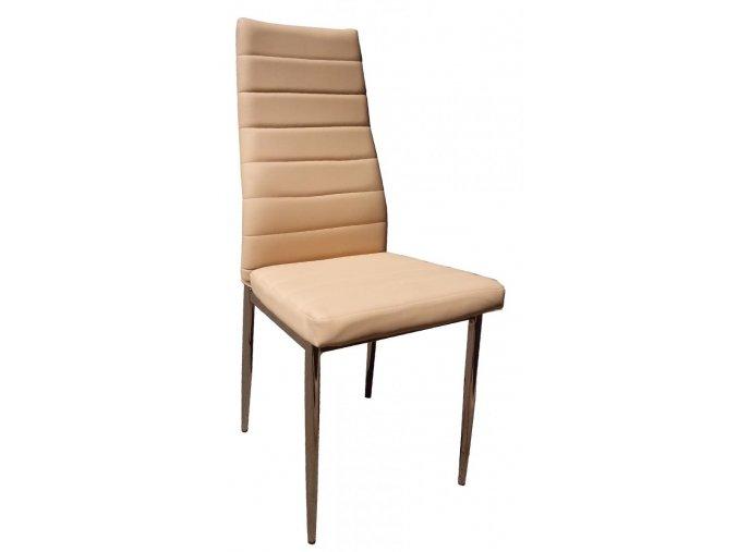 Jídelní židle H-261 lososová