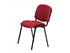 Židle VISI vínová K28