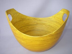 Bambusová miska atyp Y