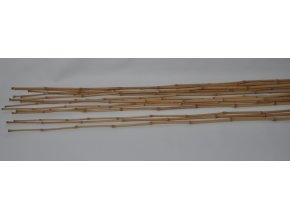 Bambusová tyč 1,5 cm, délka 3 m